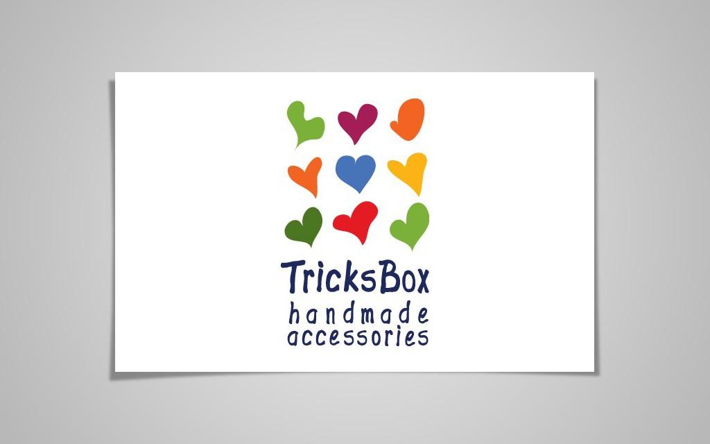 TRICKSBOX LOGO & NAMING