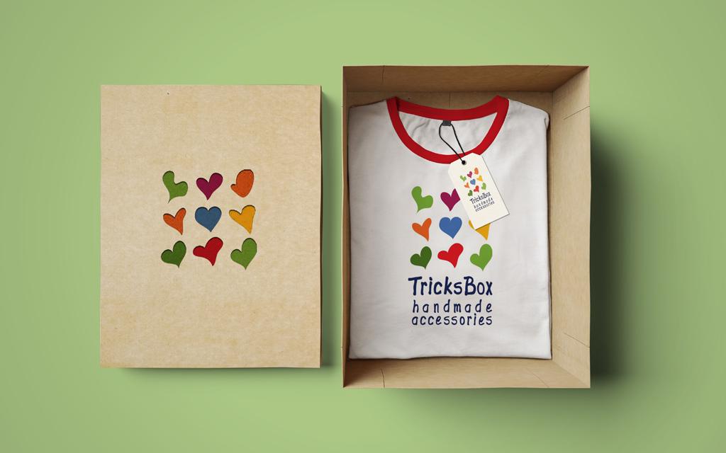tricksbox cutie t-shirt