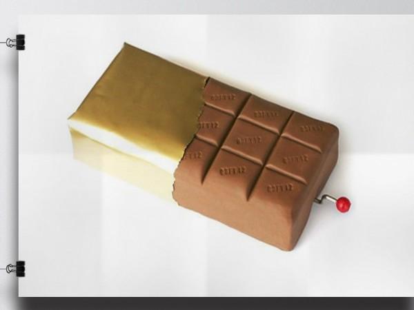 <span>CHOCOLATE MUSIC BOX</span><i>→</i>