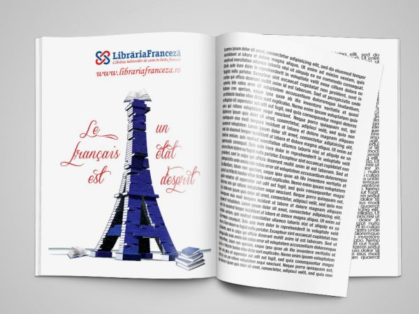 <span>FRENCH BOOKSTORE AD</span><i>→</i>