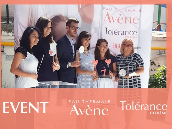 <span>AVENE Tolerance Extreme Launch Event</span><i>→</i>