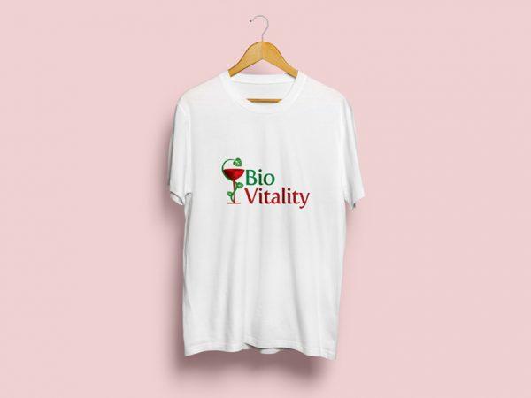 <span>BIO VITALITY T-shirt</span><i>→</i>